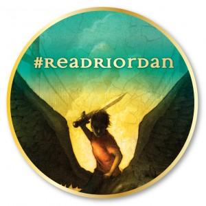 #ReadRiordan