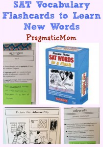 SAT Vocabulary Flashcards to Learn New Words