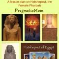 The Pharoah's Secret at the Museum of Fine Arts