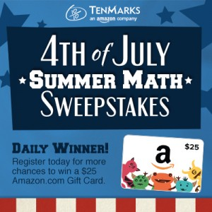 FREE Summer Math Program from TenMarks
