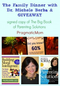 signed copy of The Big Book of Parenting Solutions