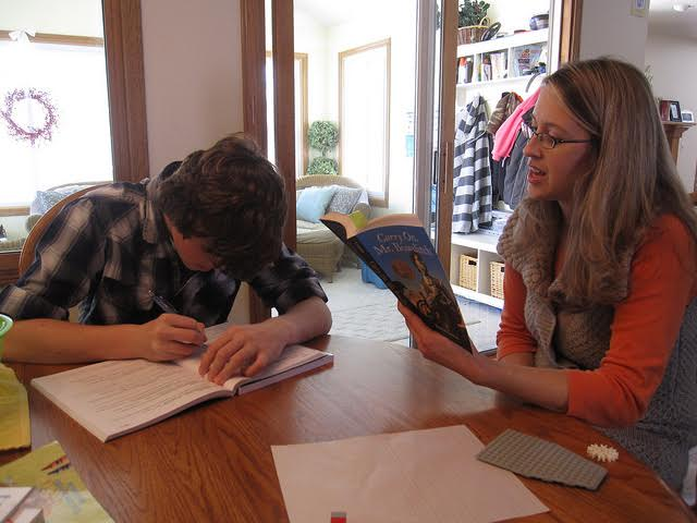 As a home schooled student, how do I get into college?