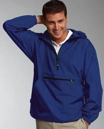 Charles River Cross Zip Jacket