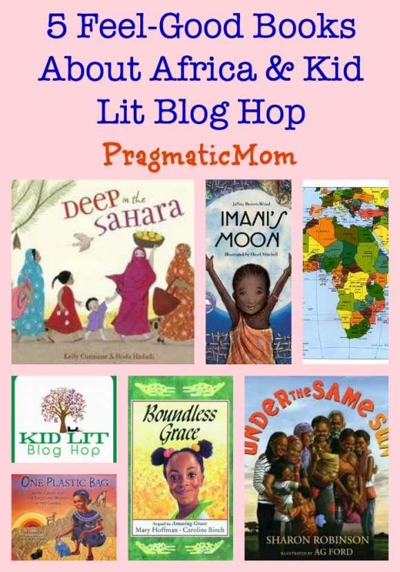 5 Feel-Good Books About Africa & Kid Lit Blog Hop