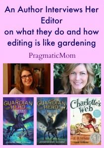 An Author Interviews Her Editor