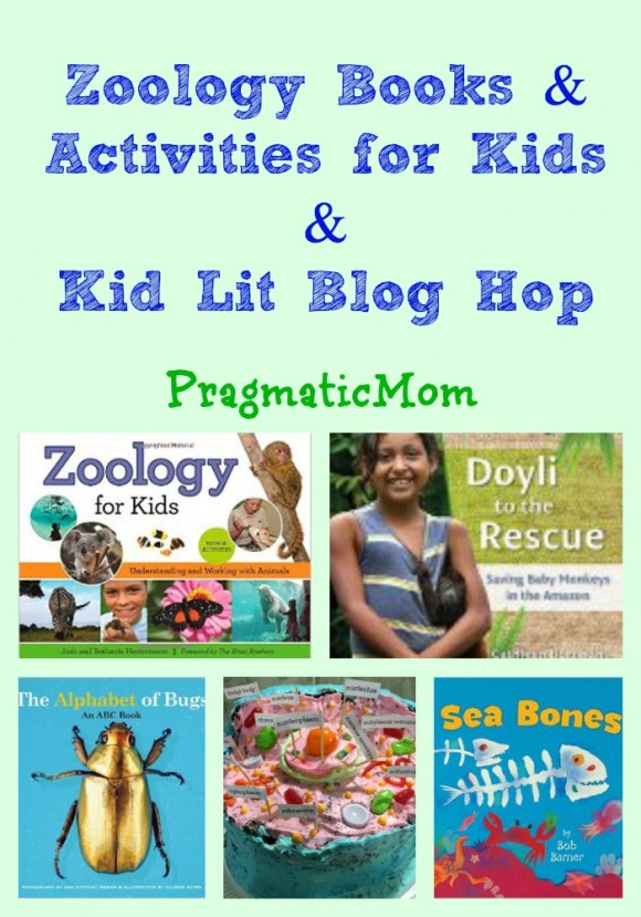 Zoology Books and Activities for Kids