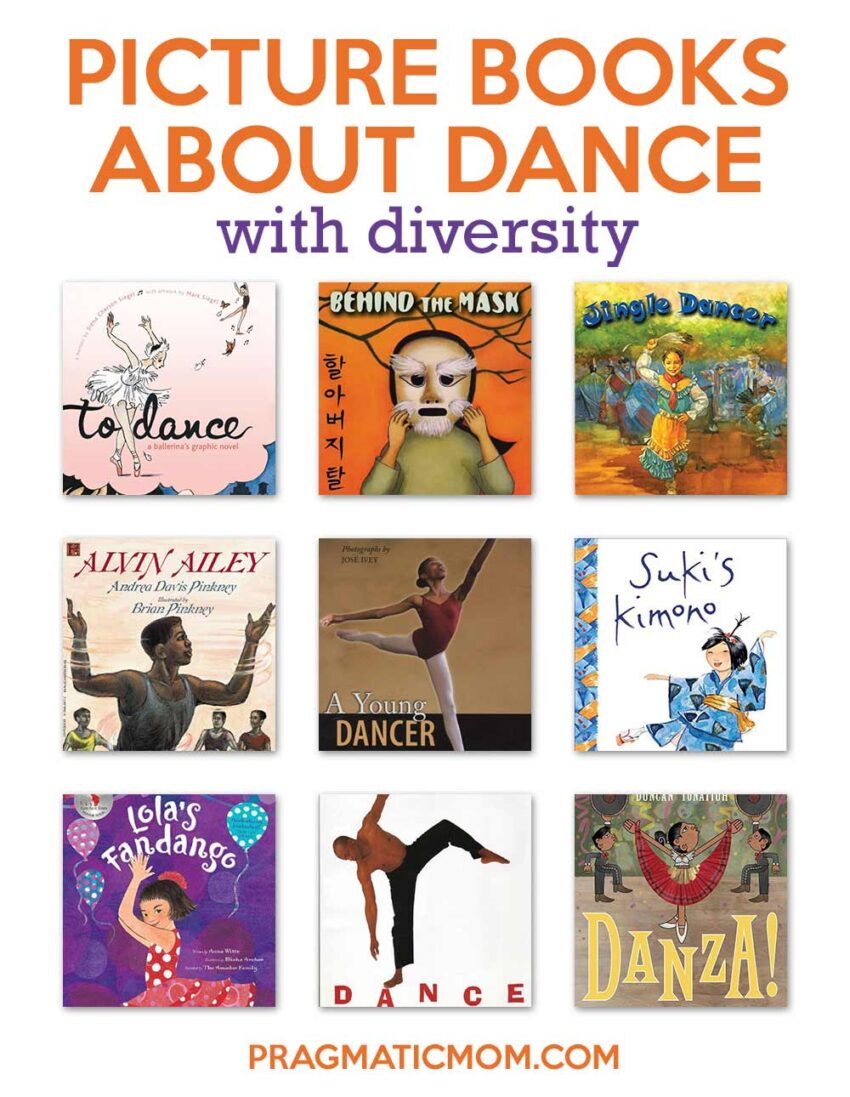 Multicultural Dance Picture Books