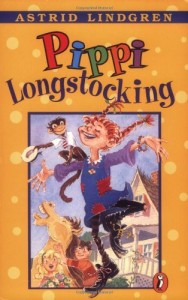 Pippi Longstocking by Astrid