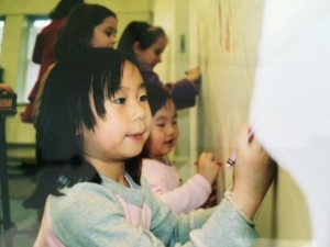 choosing a preschool and what to consider