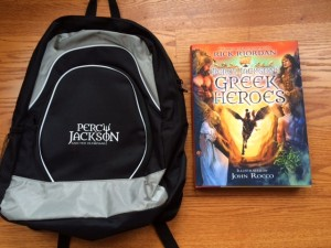 Percy Jackson giveaway