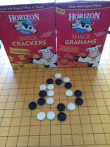Horizon Organics snacks for kids