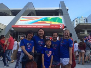 Women's World Cup and Soccer Book GIVEAWAY