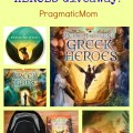 Percy Jackson GREEK HEROES Giveaway! #ReadRiordan