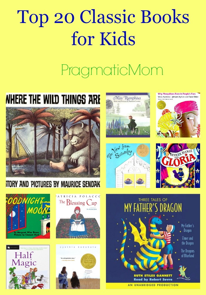 Best 20 All Eyes Ideas On Pinterest: Top 20 Classic Books For Kids #LoveThriftBooks