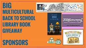 KidLit TV Multicultural Giveaway