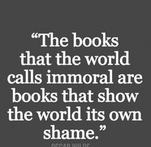 banned books for banned book week
