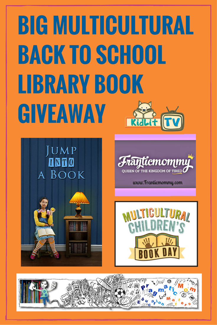 KidLit TV Multicultural Giveaway