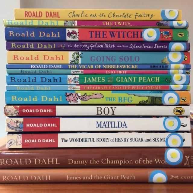 Roald Dahl Day is Today!