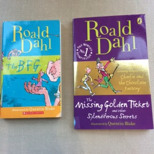 Roald Dahl Day book giveaway