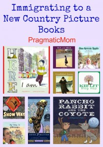 Immigrating to a New Country Picture Books & Kid Lit Blog Hop