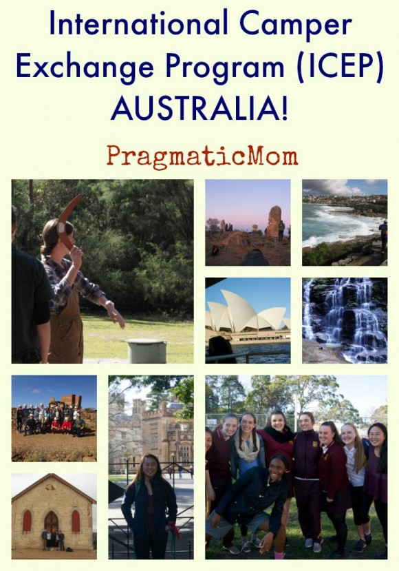 International Camper Exchange Program (ICEP) AUSTRALIA!