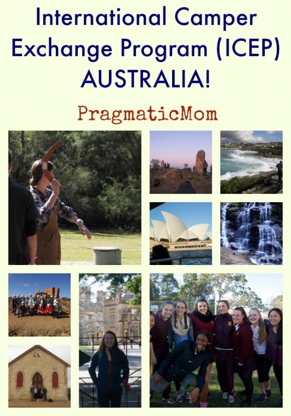 International Camper Exchange Program (ICEP) AUSTRALIA!