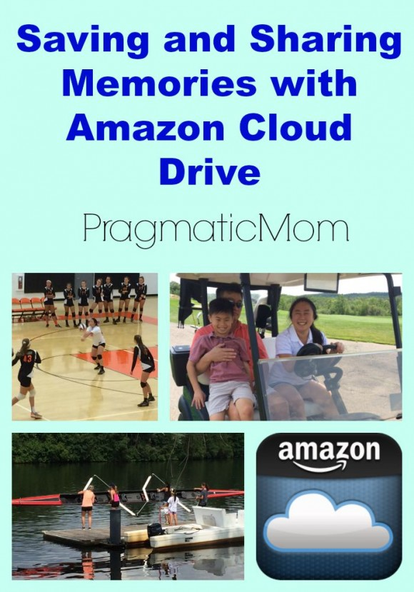 Saving and Sharing Memories with Amazon Cloud Drive