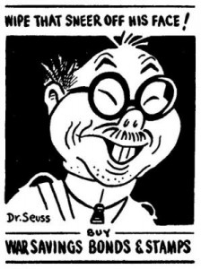Dr. Seuss racist?