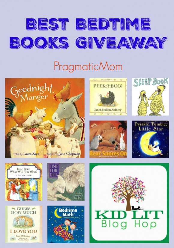 Best Bedtime Books GIVEAWAY