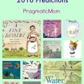 Caldecott and Newbery 2016 Predictions
