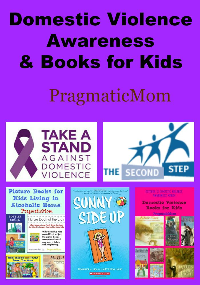 Domestic Violence Books for Kids