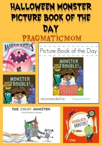 Halloween Monster Picture Book of the Day