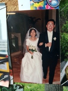 Happy 20th Anniversary to My Husband!