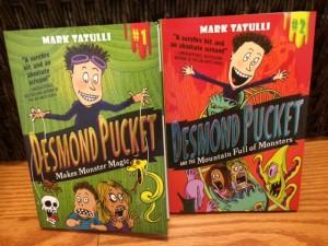 Desmond Pucket giveaway