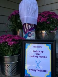 Viva® Vantage® 7-Day Switch Up Tips