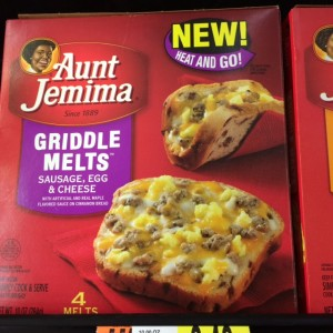 Visiting Plymouth for Aunt Jemima® Griddle Melts™