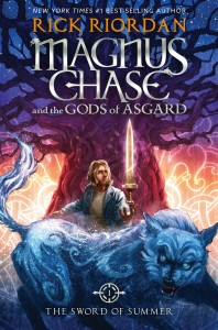 Magnus Chase and the Gods of Asgard, The Sword of Summer