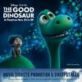 Win Trip to THE GOOD DINOSAUR Movie Premier