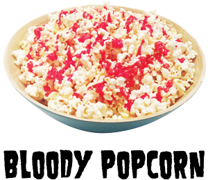 Desmond's Bloody Popcorn