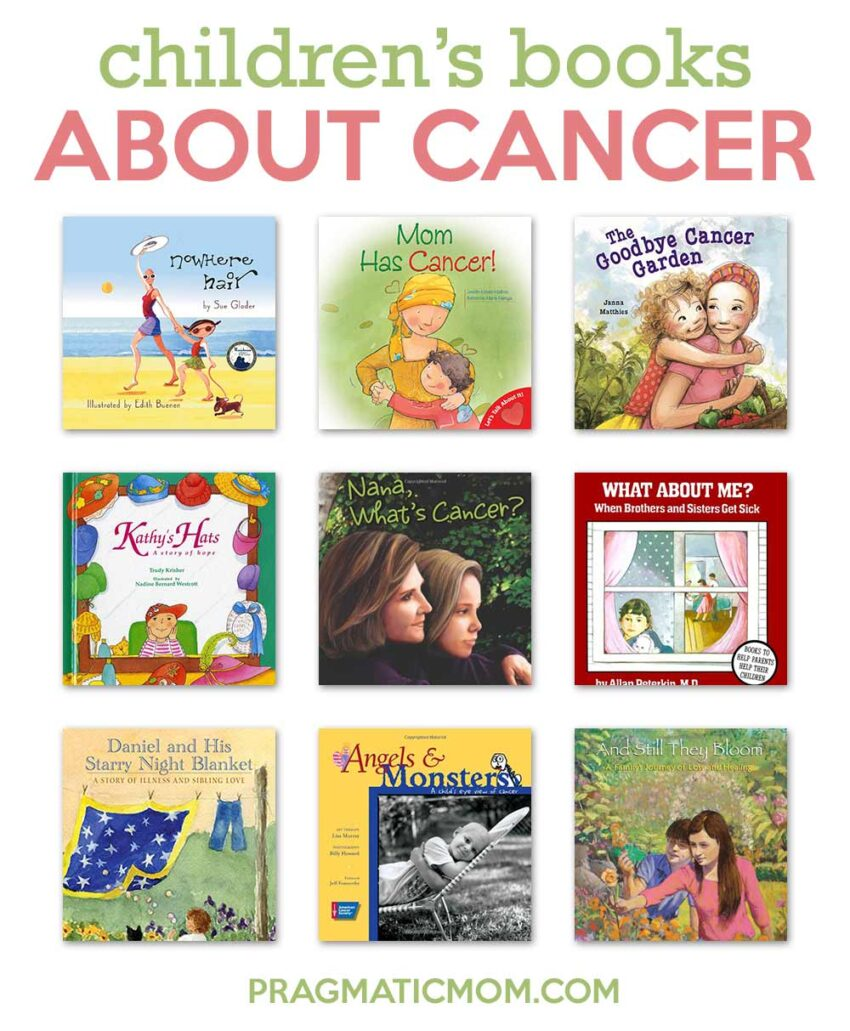 Children's Books about Cancer