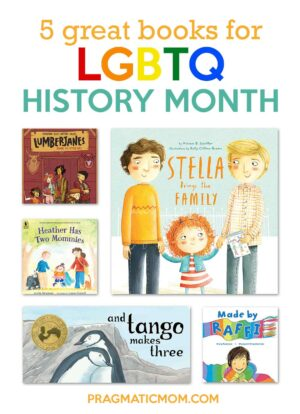 Lgbtq books for middle school