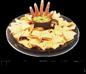 Monster Fingers Recipe