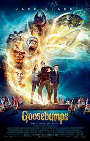 Goosebumps Movie for Halloween