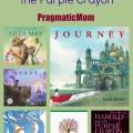 5 Books Like Harold and the Purple Crayon & Kid Lit Blog Hop
