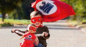 Wonder crew dolls for boys