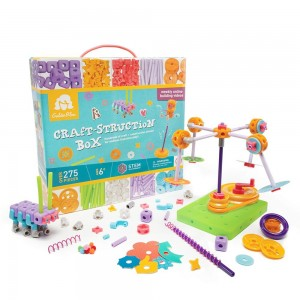 GoldieBlox CraftStruction set