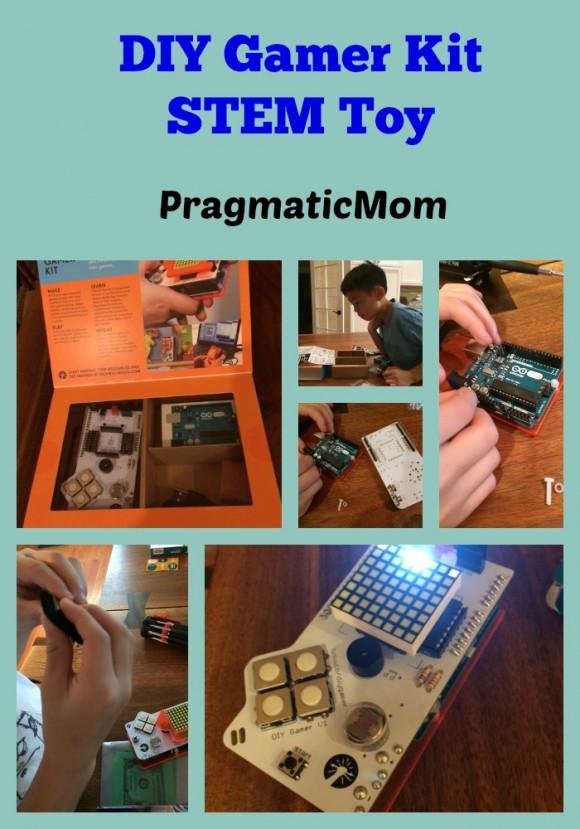 DIY Gamer Kit STEM Toy