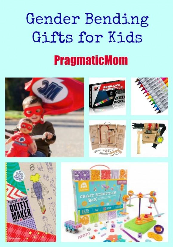 Gender Bending Gifts for Kids