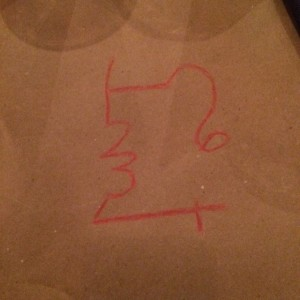 Numbers 1 to 11 Drawing Game