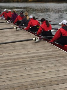 donate coxswain skills to raise money for inner city kids to learn to row